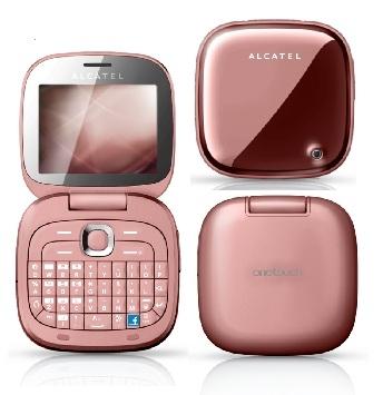 ALCATEL-OT-810D-ONETOUCH-PINK-VICTORIAN-BLUSH-UNLOCKED-QUADBAND-DUAL-SIM-PHONE